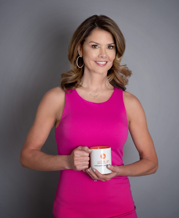 Meet Marci Hopkins, Founder of Wake Up With Marci