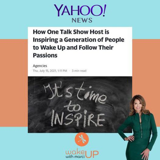 How One Talk Show Host is Inspiring a Generation of People to Wake Up and Follow Their Passions